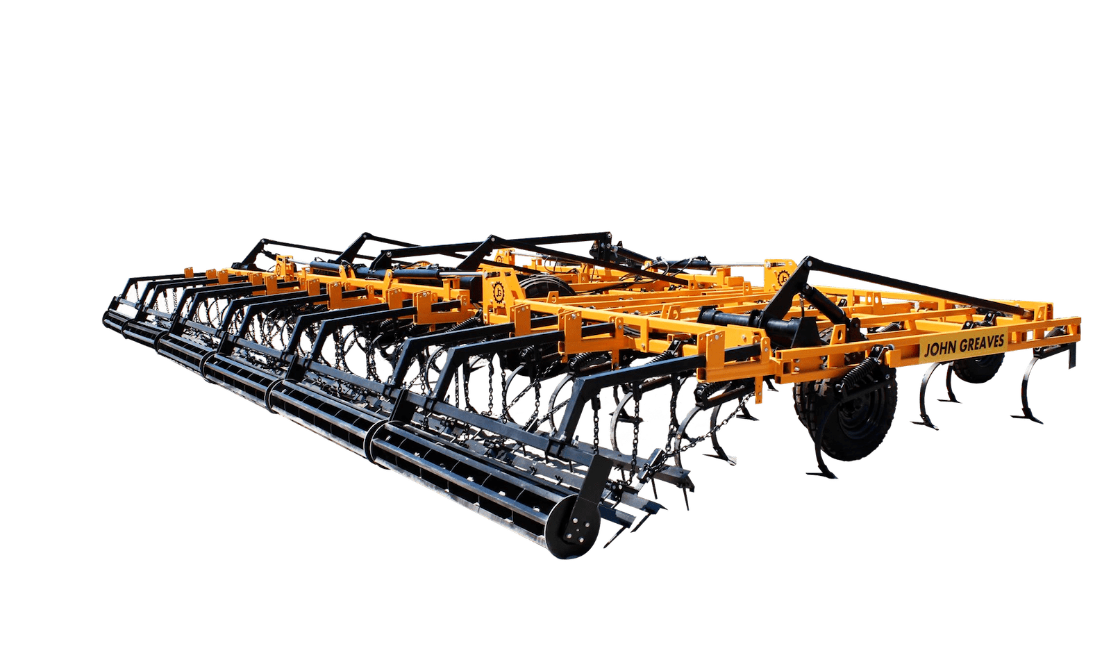 PREPLANTING SECTION CULTIVATOR